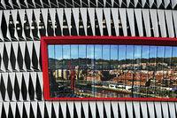 Stadium San Mames, Bilbao, Basque Country, Spain