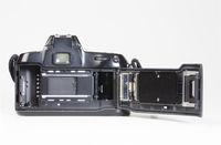 analogue 35mm reflex camera, SLR