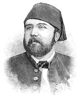 Isma'il Pasha or Ismail the Magnificent, 1830 - 1895, the Khedive of Egypt and Sudan