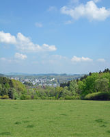 Bad Marienberg,Westerwald region,Germany