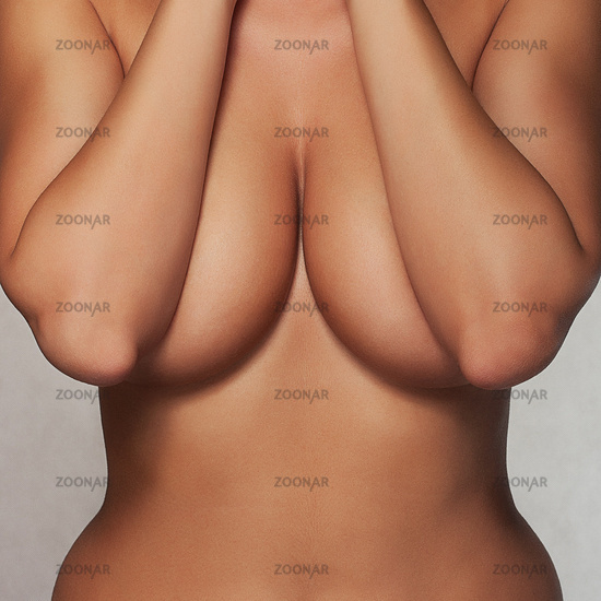 attractive girl torso