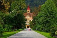 Graz Schloss Eggenberg - Graz Eggenberg Palace 01