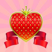 Valentine's Day strawberry