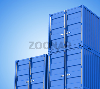 The containers
