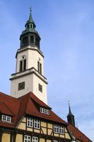 Celle - St. Mary's town church