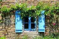Windows in Brittany