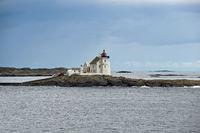 Grønningen Lighthouse, Kristiansand, Norway