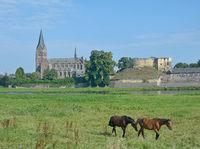 Kessel,Maas River,Netherlands