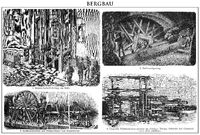 mining operations in the 19th Century