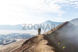 Hike in Indonesia