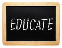 Educate Chalkboard