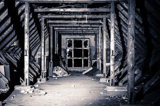unheimlicher Holzboden