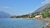 Malcesine,Lake Garda,Italy
