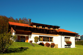 Einfamilienhaus / single family house