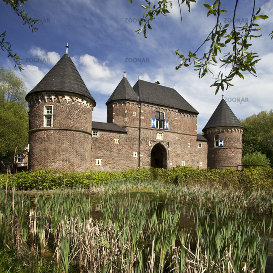 Castle Vondern, Oberhausen, Germany