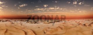 Atacamawüste Südperu