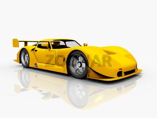 Schöner Sportwagen