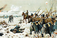 Battle at the Lisaine 1871, Franco-Prussian War