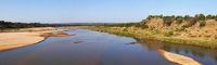 landscape at Letaba at Kruger National Park
