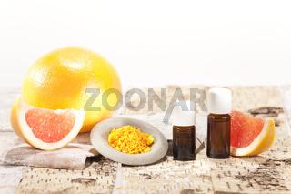 Ätherische Öle aus Früchten