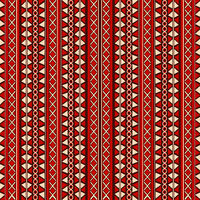 Tribal design seamless pattern