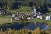 Fontana - Ortsteil von Tarasp