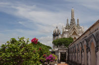 Khao Wang Palace, Petchaburi Thailand
