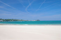 Beach near Perros-Guirec,Brittany,France
