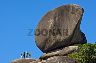 Sail Rock Felsen im Nationalpark Mu Ko Similan