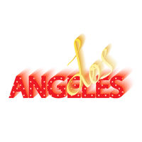 Los angeles lettering