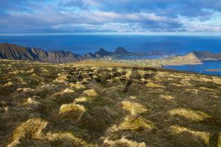 Vaeroy island