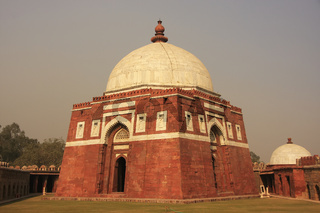 Mausoleum of Ghiyath al-Din Tughluq, Tughlaqabad Fort, New Delhi