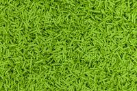 Papierstreifen grün durcheinander Hintergrund