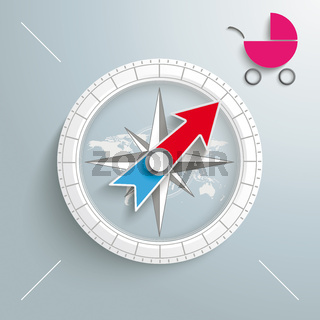 Compass Baby Buggy