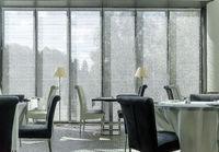 interior of modern restaurant