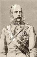 Francis Joseph I, 1830 - 1916, Emperor of Austria