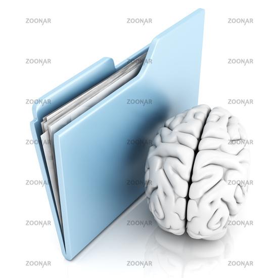 Brain Folder