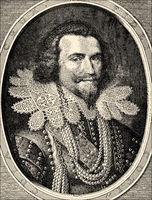 George Villiers, 1st Duke of Buckingham, 1592 - 1628, an English diplomat