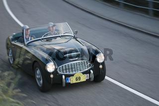 Südtirol Classic Cars_Austin Healey 3000 MK I