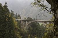 Bridge of the Gotthard Railway