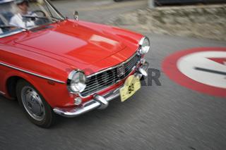 Südtirol Classic Cars_FIAT Pininfarina Spider