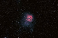 Trifid Nebula - Messier 20