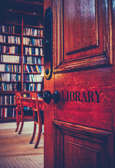 Prestigious University Library