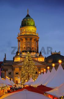 Berlin Weihnachtsmarkt Gendarmenmarkt - Berlin christmas market Gendarmenmarkt 18