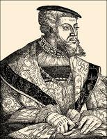 Charles V, 1500 - 1558, Habsburg, Emperor of the Holy Roman Empire