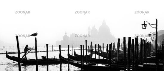 Romantic Venice, Italy