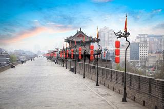 xian landscape