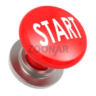 Red start button
