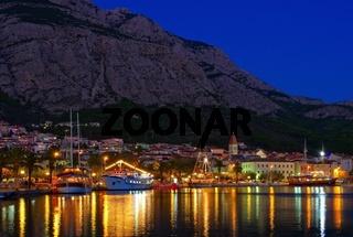 Makarska Nacht - Makarska night 01