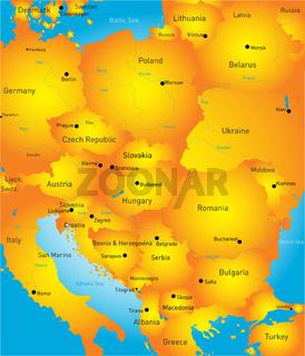 Eeast europe